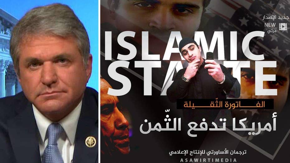 Rep. McCaul: ISIS is not on the run, it's on the rise