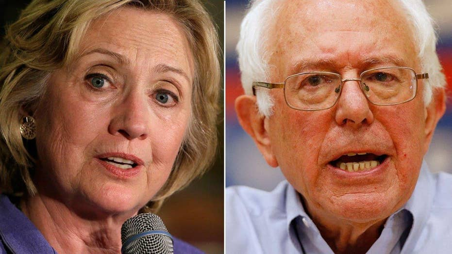 Can Clinton convince Sanders it is time for Dems to unify?