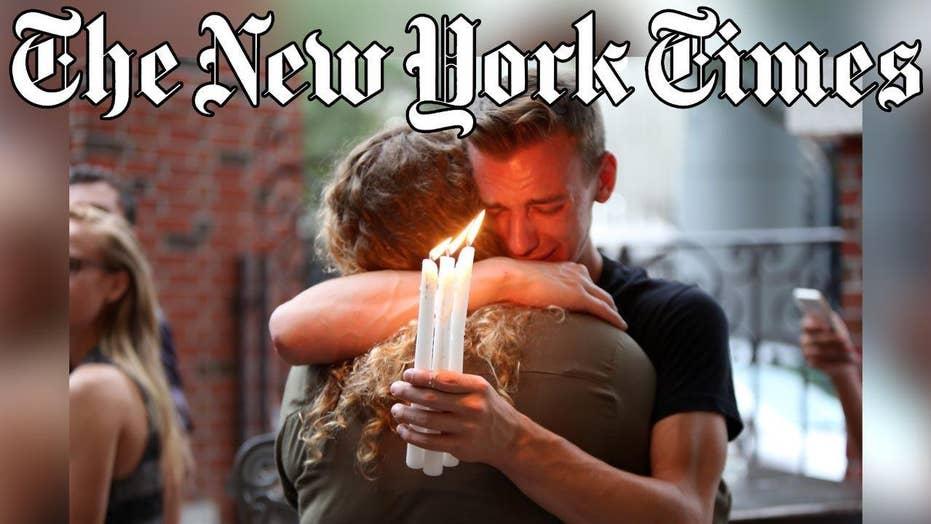 Greta: NY Times uses Orlando massacre in agenda against GOP