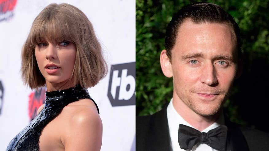 Fox411: Taylor spotted smooching actor, to the dismay of Calvin Harris