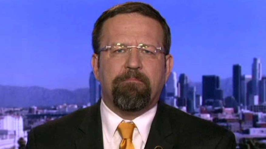 'Defeating Jihad' author Dr. Sebastian Gorka weighs in on the White House's response to terror threats