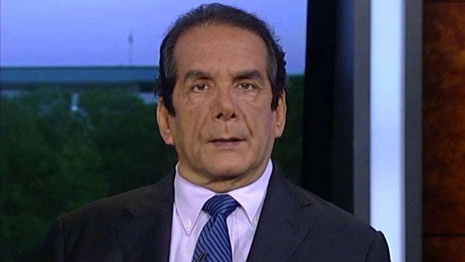 Krauthammer on winning the war on terror