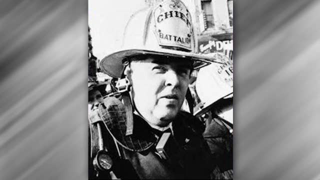 FDNY fire chief killed on 9/11 finally gets proper burial
