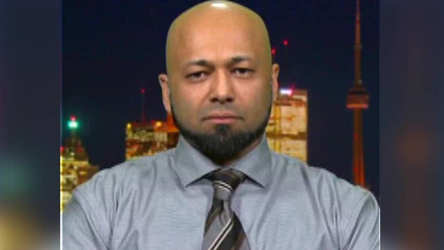 Author Mubin Shaikh says on 'The Kelly File' that the massacre may have been an 'honor killing in reverse'