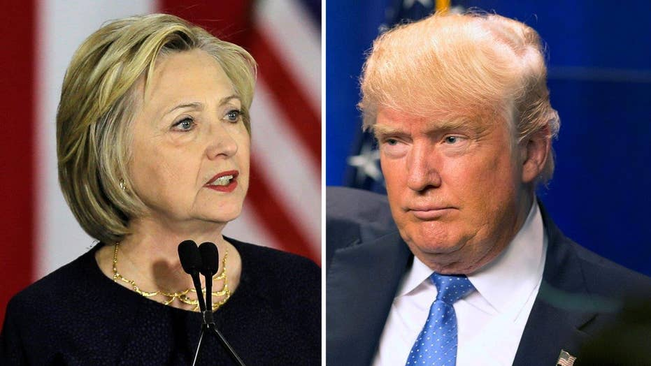 Why is Trump slumping in polls against Clinton?