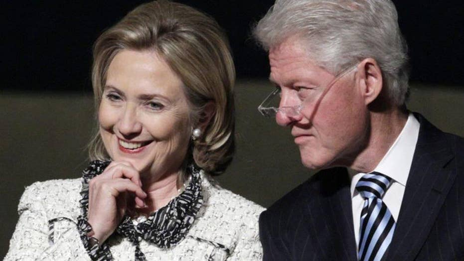 Clinton Foundation took cash from anti-LGBT countries
