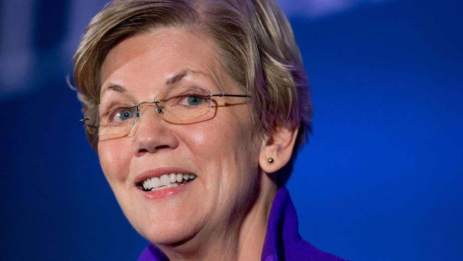 Elizabeth Warren remains atop Clinton's VP short list