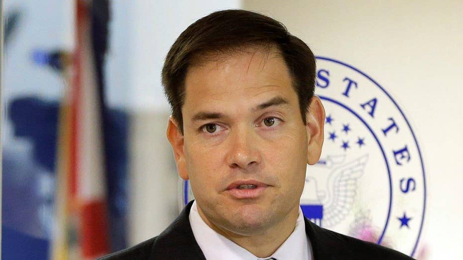 Why Marco Rubio is considering reelection