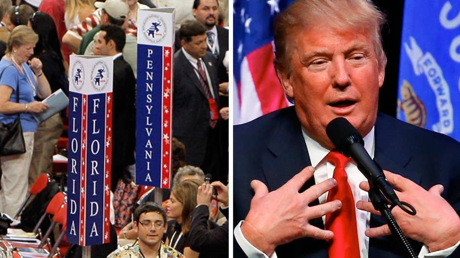 Last stand? GOP delegates hatching plan to block Trump