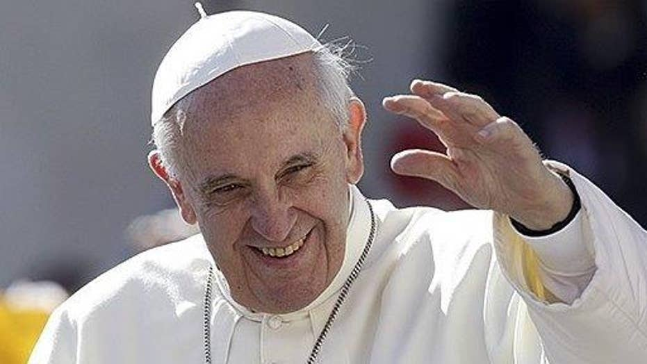 Pope says a 'large majority' of marriages are invalid