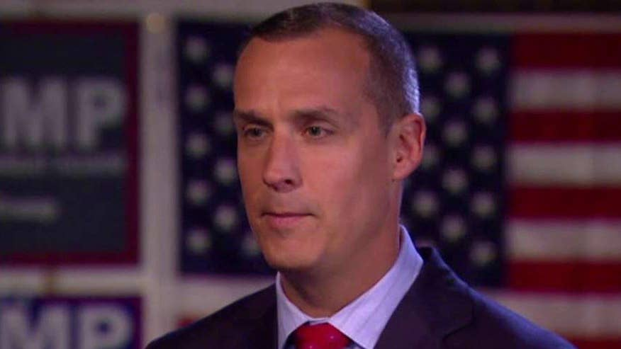 Trump senior campaign aide confirms Lewandowski is no longer with the campaign