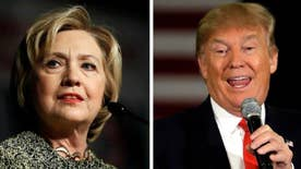 New filings show Trump campaign started June with a war chest of about $1 million, compared to Hillary's $42 million