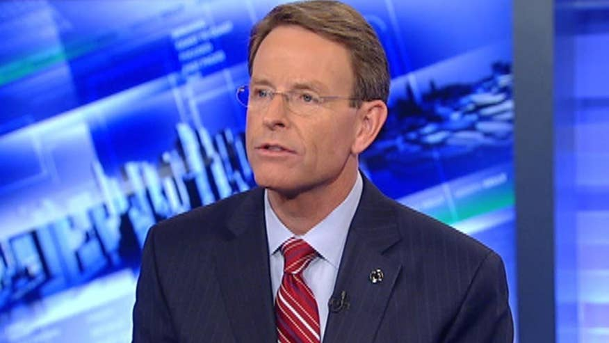 On 'The Kelly File,' President of the Family Research Council Tony Perkins reacts to the presumptive GOP nominee's meeting with evangelical leaders