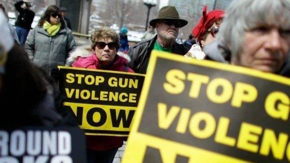 Senate votes down four gun control measures