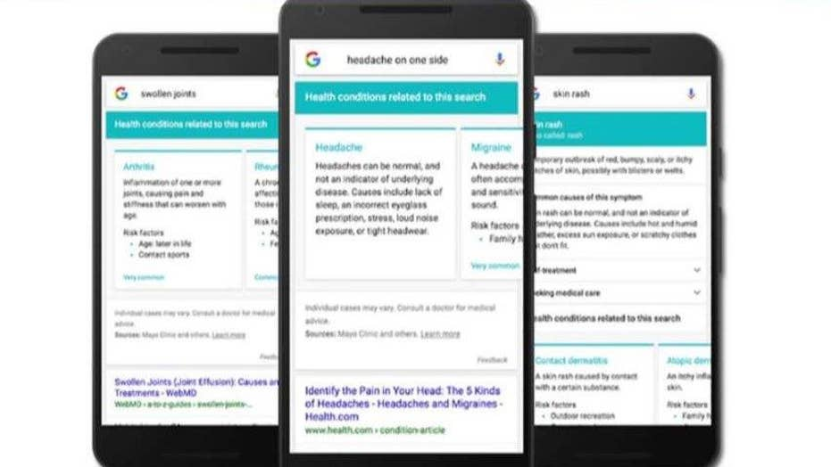 Pros and cons of Google's self-diagnosis medical app