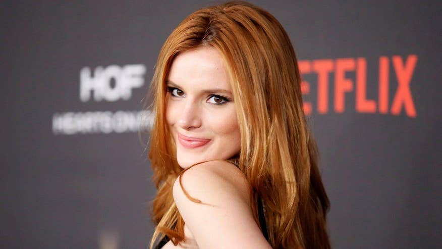 Four4Four: Bella Thorne says actresses should lighten up, say who they're wearing on red carpets