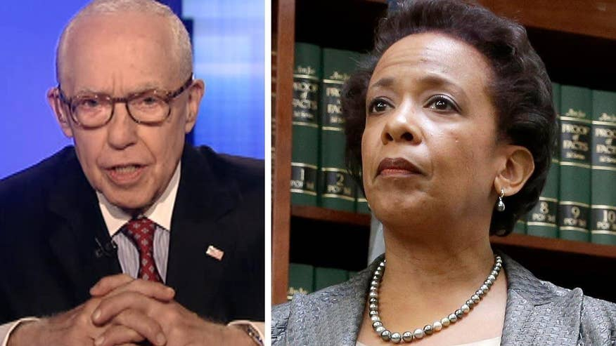 Former Attorney General Michael Mukasey goes 'On the Record' to size up the Dept. of Justice's censorship of the transcript of the Orlando gunman's 911 call and the handling of the terror attack at Pulse nightclub