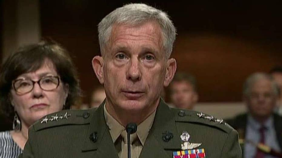 US general: Not aware of grand overall strategy in Libya