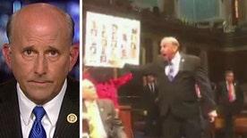Congressman Louie Gohmert describes his exchange with Democrats staging a sit-in