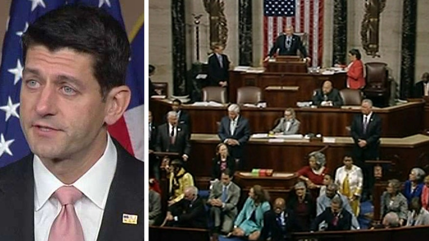 Republican speaker of the House calls protest a distraction, says terrorism should be the focus