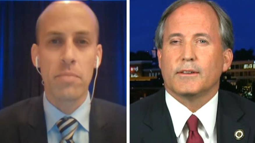 Texas Attorney General Ken Paxton and Texas Solicitor General Scott Keller, who brought the case to the Supreme Court, go 'On the Record' to react to the High Court tie and its implications