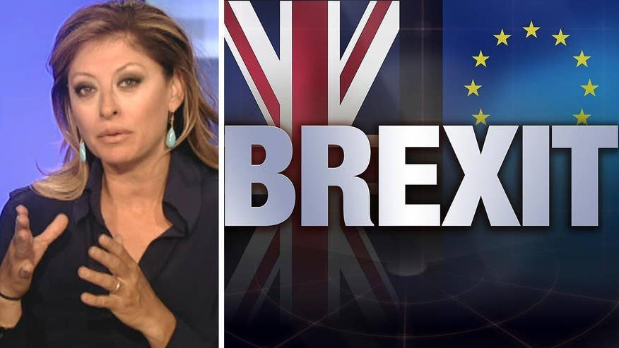 FBN's Maria Bartiromo tells 'On the Record' why we should care about the outcome of 'Brexit' vote and how a possible British exit from the EU could impact everyday Americans