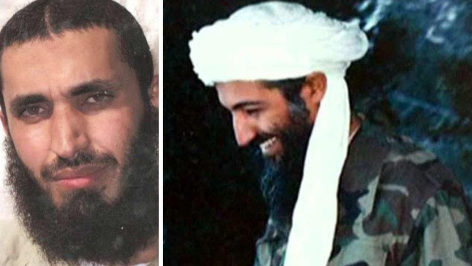 Former bin Laden bodyguard released from Gitmo