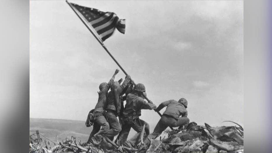 Marine misidentified in iconic Iwo Jima image