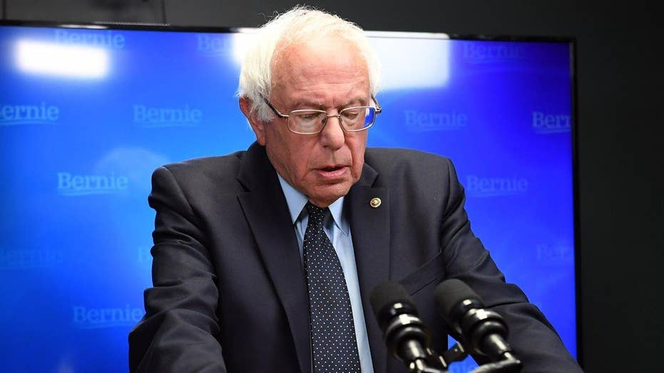 Sanders: Doesn't appear I will be the Democratic nominee