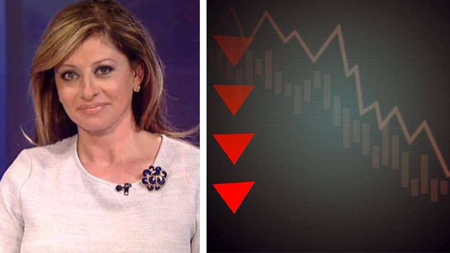 FBN's Maria Bartiromo goes 'On the Record' to break down the sharp decline in the stock market following Britain's vote to leave the EU and how everyday Americans will be impacted