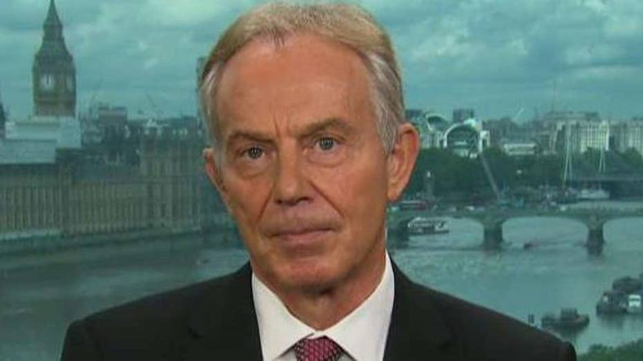 Tony Blair reacts to Brexit decision to leave EU