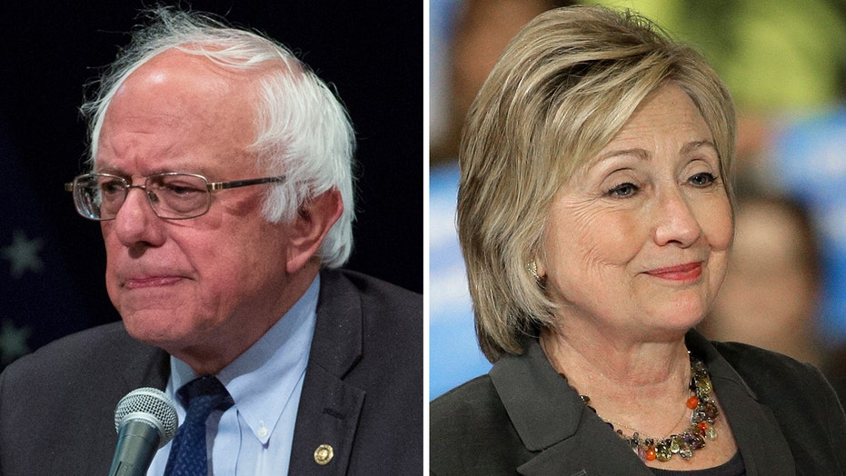 Sanders says he will vote for Hillary Clinton