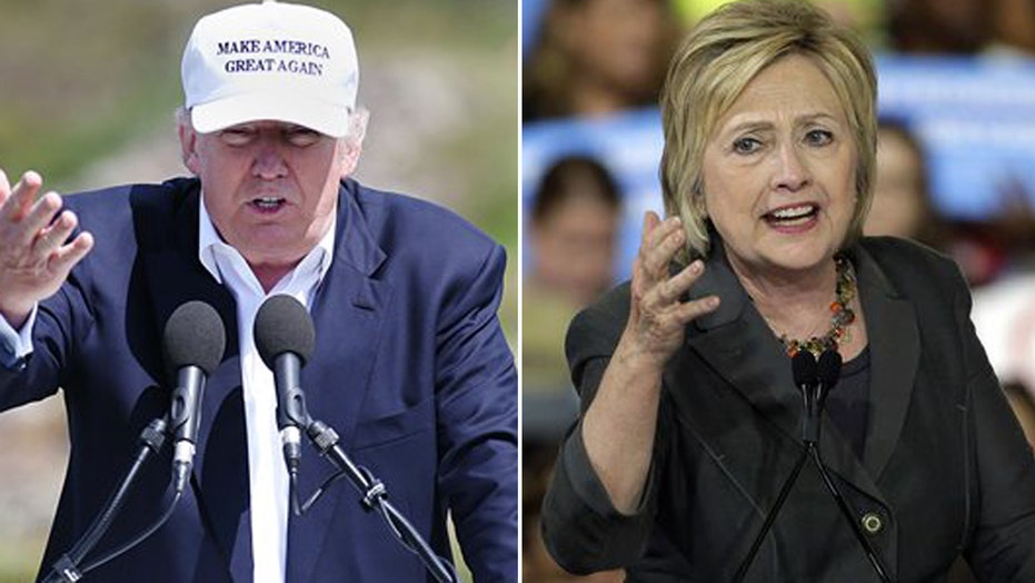 Trump vs. Clinton: Who won in the battle of the speeches?