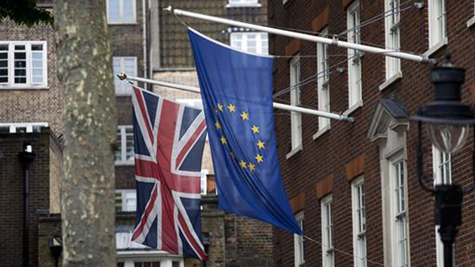 Eric Shawn reports: The Brexit impact on the campaign