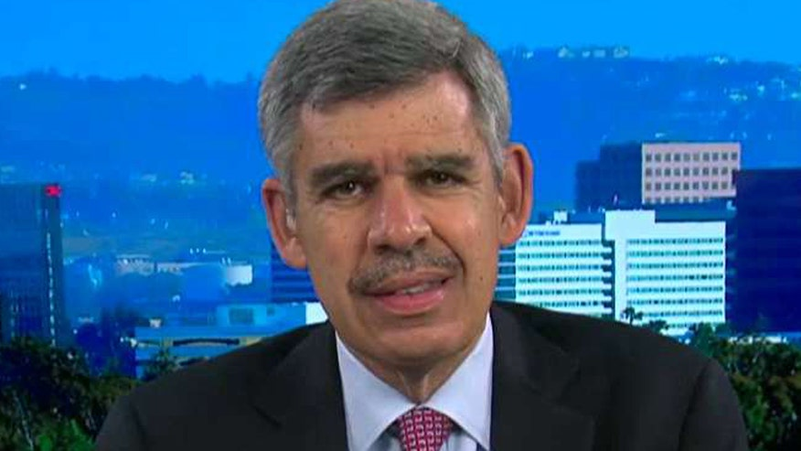 Mohamed El-Erian offers insight on fears surrounding U.S. economy on 'Sunday Morning Futures'