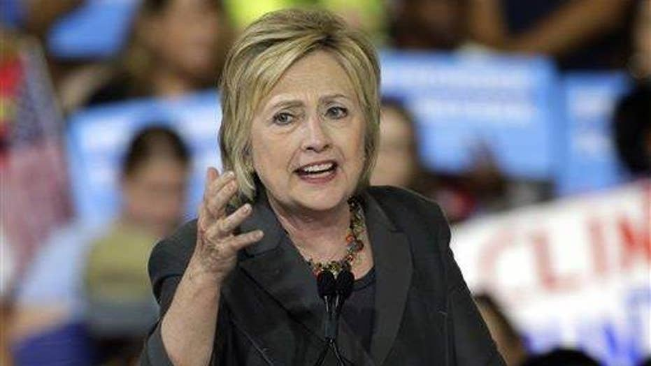 Hillary Clinton on the wrong side of history again?