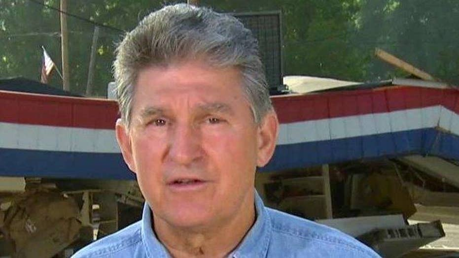 Sen. Joe Manchin on deadly flooding in coal country