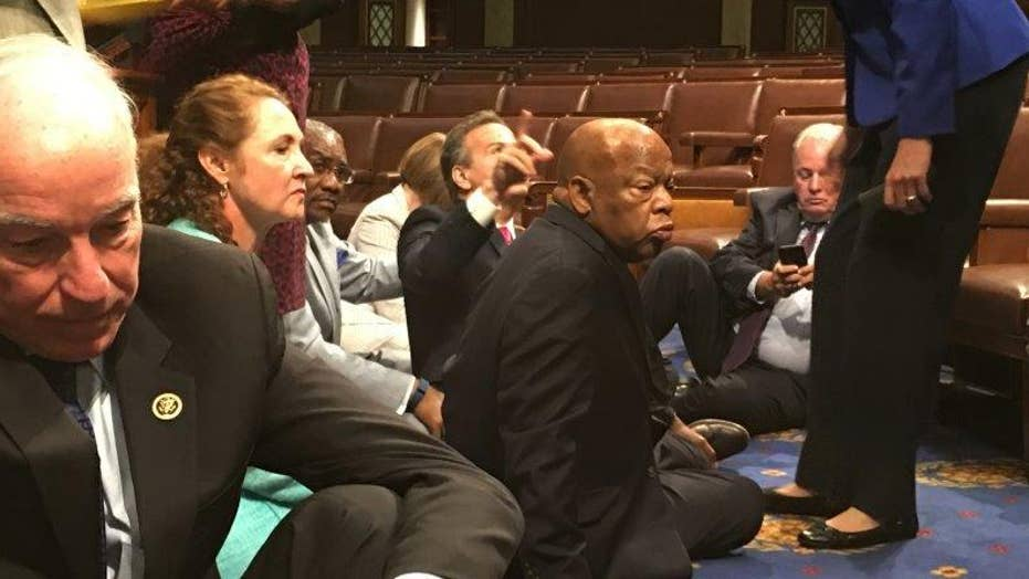 'Street Justice' examines the Democratic sit-in over guns
