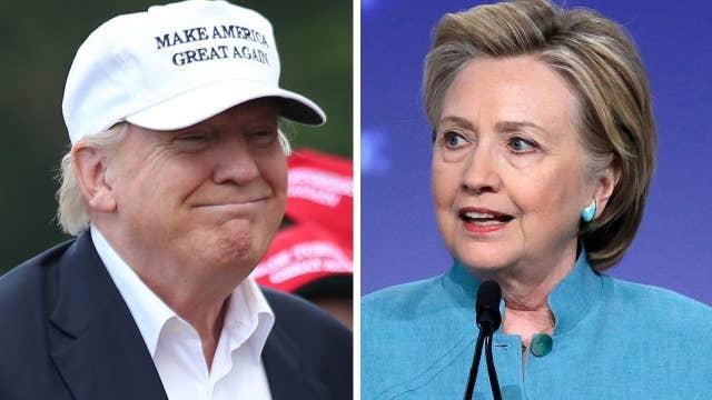 Political Insiders Part 3: Trump vs. Clinton: Who's ahead?