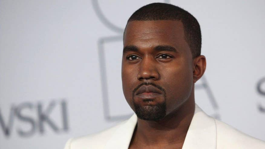 Fox411: Kanye West's 'Famous' video features 'stars' in the nude