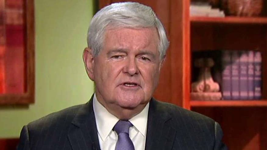 Newt Gingrich joins 'The O'Reilly Factor' to analyze the latest polling