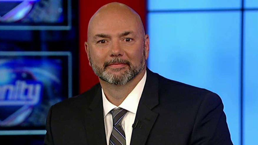 On 'Hannity,' Gary Byrne says he wrote 'Crisis of Character' because he wants Americans to know what the real Clinton administration is like