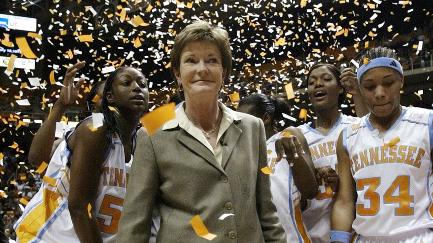 Legendary University of Tennessee basketball coach dies at age 64