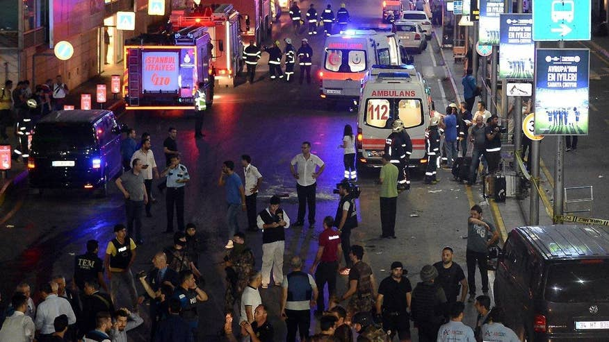 Report: 28 dead after attack in Turkey
