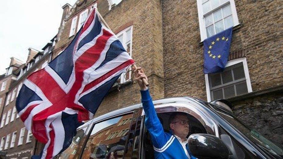 Shillue: Mainstream media 'Eurosplain' the Brexit
