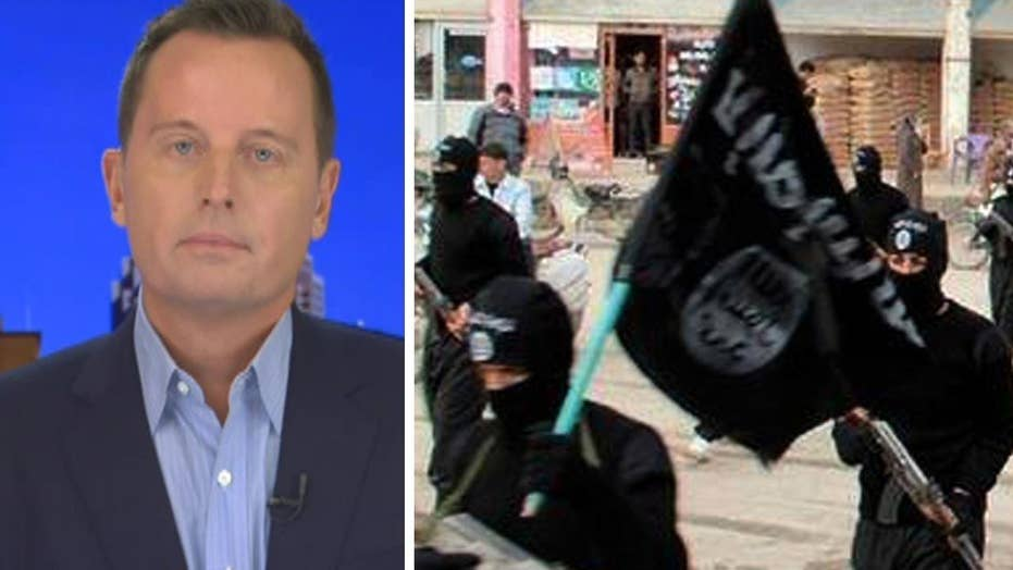 Grenell: ISIS is growing, that's just a fact