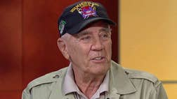 R. Lee Ermey, or Gunny as he prefers to be called, is best known for his role as Gunnery Sergeant Hartman in Full Metal Jacket.