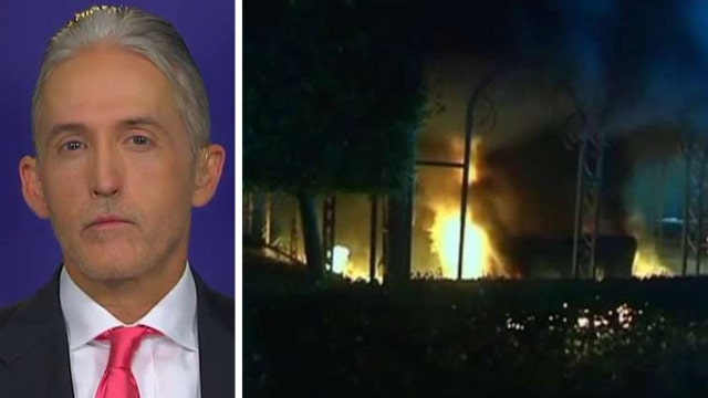 Rep. Gowdy: WH has been 'dead wrong' on Benghazi