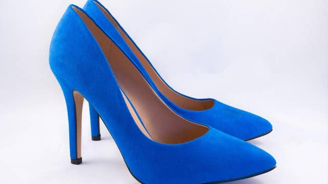 Sick of uncomfortable stilettos? Scientists have the answer