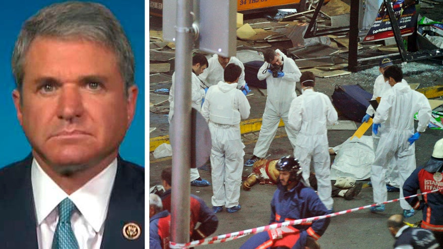 Texas congressman reacts to Istanbul airport bombing on 'Fox & Friends'